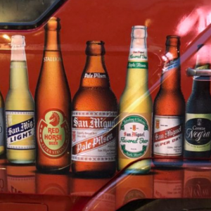 【ローカルビール】フィリピン産のビールと言えばサンミゲル社!