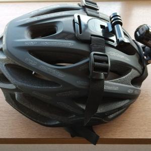 ヘルメットマウント不具合点