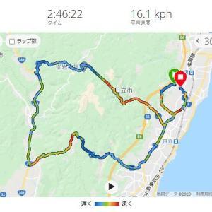 45km 1,100m