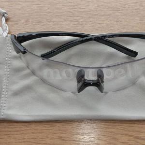モンベルのサングラス と ユニクロのサングラス