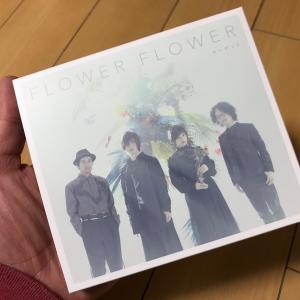 久しぶりにCD購入、flower flower「ターゲット」