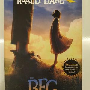 児童書を英語で楽しもう!勇敢な女の子と巨人が英国を救う!―『The BFG』著:ROALD DAHL