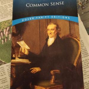 アメリカ独立への呼びかけ!難解古典英語に萎え気味も、読後の達成感あり―『COMMON SENSE』著:Thomas Paine