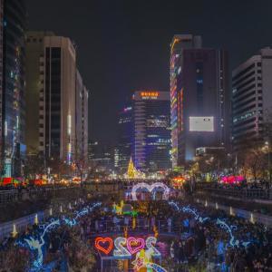 ソロの韓国人のクリスマスの過ごし方