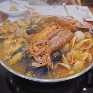 釜山で海鮮鍋を食べざるを得ない3つの理由