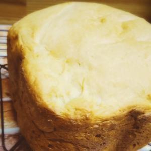 乃が美風食パンをホームベーカリーで