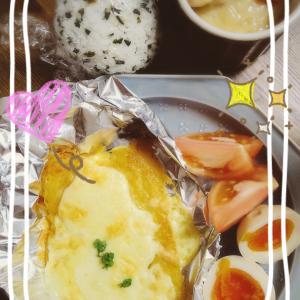 休日おうちご飯☆ランチ