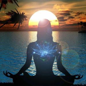 瞑想する時間
