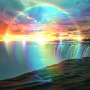 虹の光のマスターたち