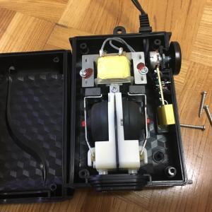 GEX e-Air6000WBの修理