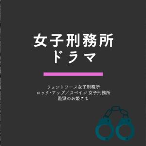 ウェントワース女子刑務所 他 【女子刑務所ドラマ】