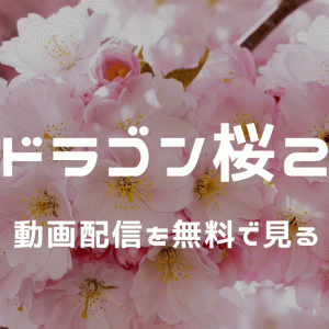 『ドラゴン桜2』見逃し配信を無料で見るには?キャストやドラマ公式配信情報など