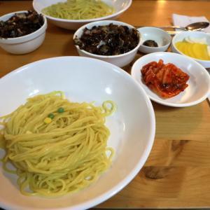 【韓国グルメ】韓国で初めて食べた本場の韓国式ジャージャー麺!