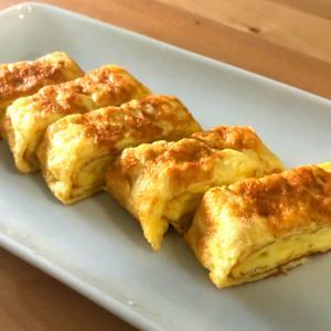 Japanese Fried Rolled Egg-tamago yaki-