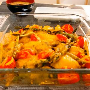 Asparagus & Chicken -Japanese Easy Recipes-