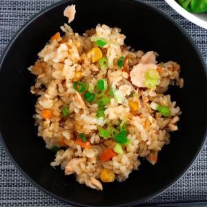Japanese Seasoned Rice Recipe