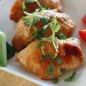 Marinated Chicken Breast Recipe – Japanese