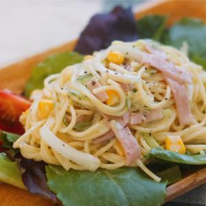 Easy Pasta Salad Recipe – Japanese