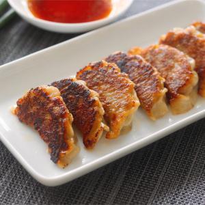 Japanese Dumpling (Gyoza) Recipe