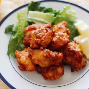 Recipe for Karaage Chicken (Japanese Dish)