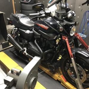 【2010年XR1200X】モーターステージ V-SPEED 2in2!