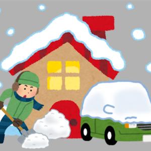 車の雪対策 雪が降る前の準備
