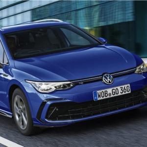 VW 新型「ゴルフ ヴァリアント」フルモデルチェンジが発表されました