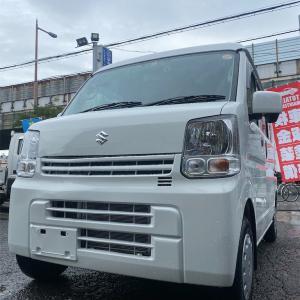 中古車リース「サブスク」で月々1万円〜エブリイに乗れる!