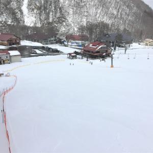 尾瀬檜枝岐温泉スキー場 滑走16日目