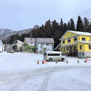 かたしな高原スキー場 滑走17日目
