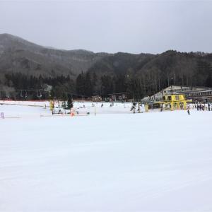 かたしな高原スキー場 滑走18日目
