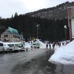 たいらスキー場 滑走21日目