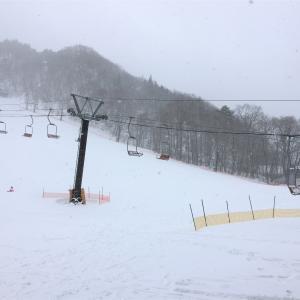尾瀬檜枝岐温泉スキー場 滑走24日目