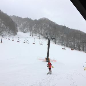 尾瀬檜枝岐温泉スキー場 滑走25日目