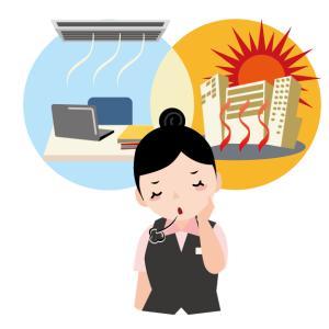 気温差の大きな日は自律神経の乱れや疲れに注意!