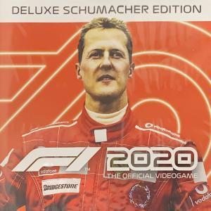 今日買ったゲーム『F1 2020』