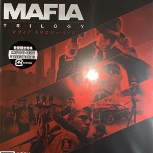 今日買ったゲーム『マフィア トリロジーパック』