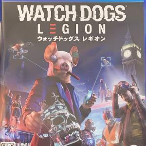 【今日買ったゲーム】ウォッチドッグスレギオン