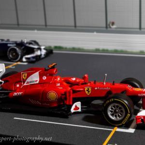 フェラーリF2012【ミニカーで振り返るレーシングマシン】vol.44