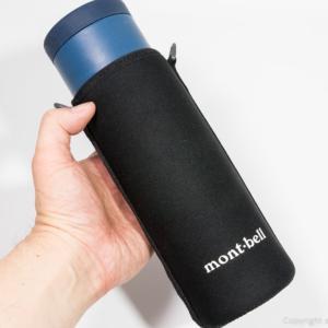モンベル アルパイン サーモボトル0.5Lには、モンベル クリアボトル サーモカバー 0.75Lがシンデレラフィット、しかも保温性能向上