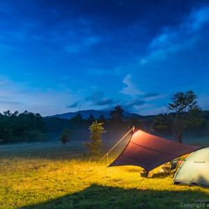 バラギ高原キャンプ場|キャンプフィッシングを堪能したいソロキャンパーにおすすめのキャンプ場