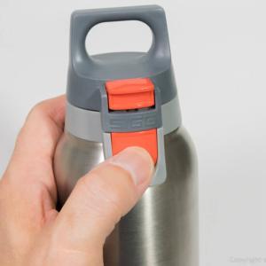 SIGG ホット&コールドワン スイス製SIGGボトルのスタイリッシュなデザインを受け継いだ保温・保冷ボトル