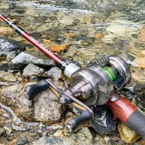 渓流ベイトロッド 今シーズン新たに導入した釣りアイテム2020vol.2