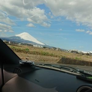 富士山見に山中湖へ!!