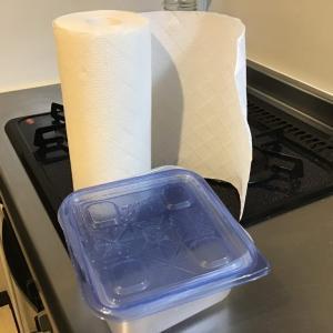 【超簡単】弁当箱やタッパー容器のヌルヌル油汚れを漬け置きせず簡単に落とす方法!