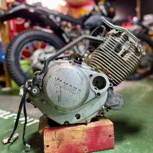 セロー225、エンジンブロー