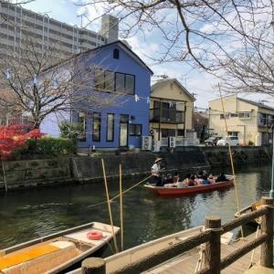 柳川のコタツ船