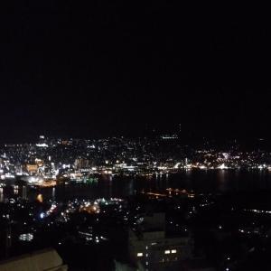【長崎】世界新三大夜景【稲佐山観光ホテル】