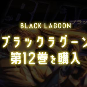 BLACK LAGOON vol.12 続きが早く読みたい! ブラックラグーン 第12巻 を購入