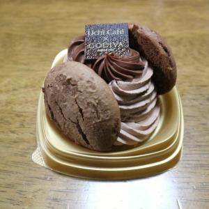 コンビニで買えるGODIVA 【ローソン】Uchi Café×GODIVA ビスキュイ ショコラキャラメルとエクレールショコラキャラメル